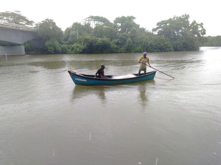 Kumbla-river
