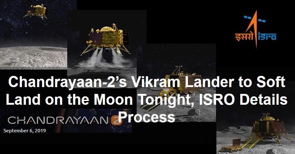 Chandrayaan-ISRO