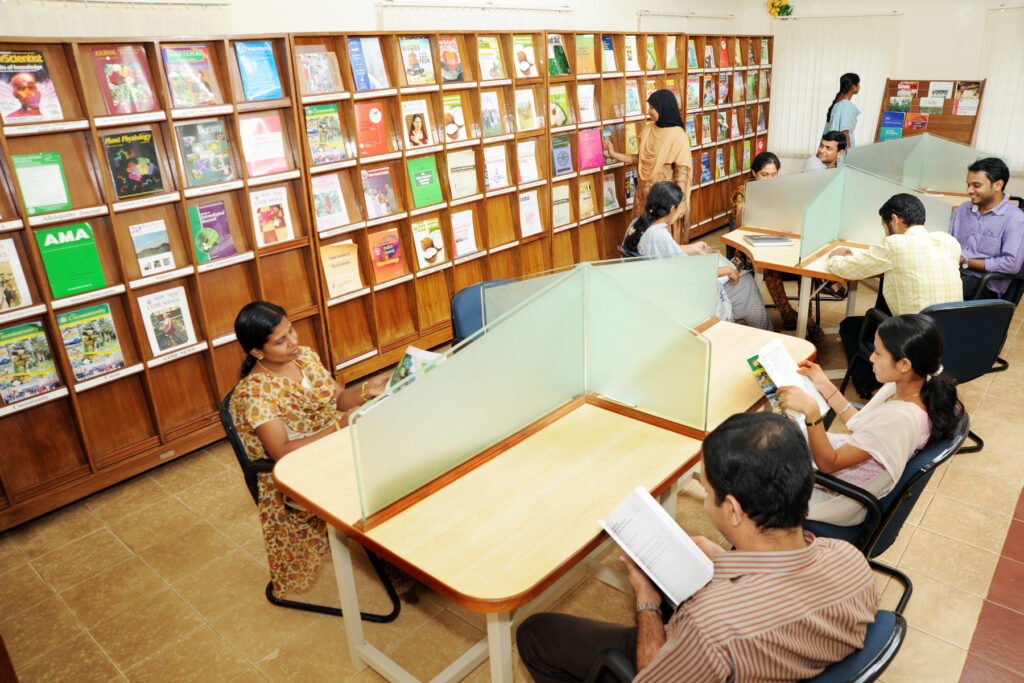 CPCRI-Library